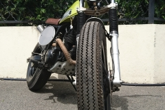 TW 125 Brats versus dragster