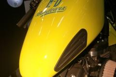 XL1200 Roadster Battle of the king Harley Davidson 2017