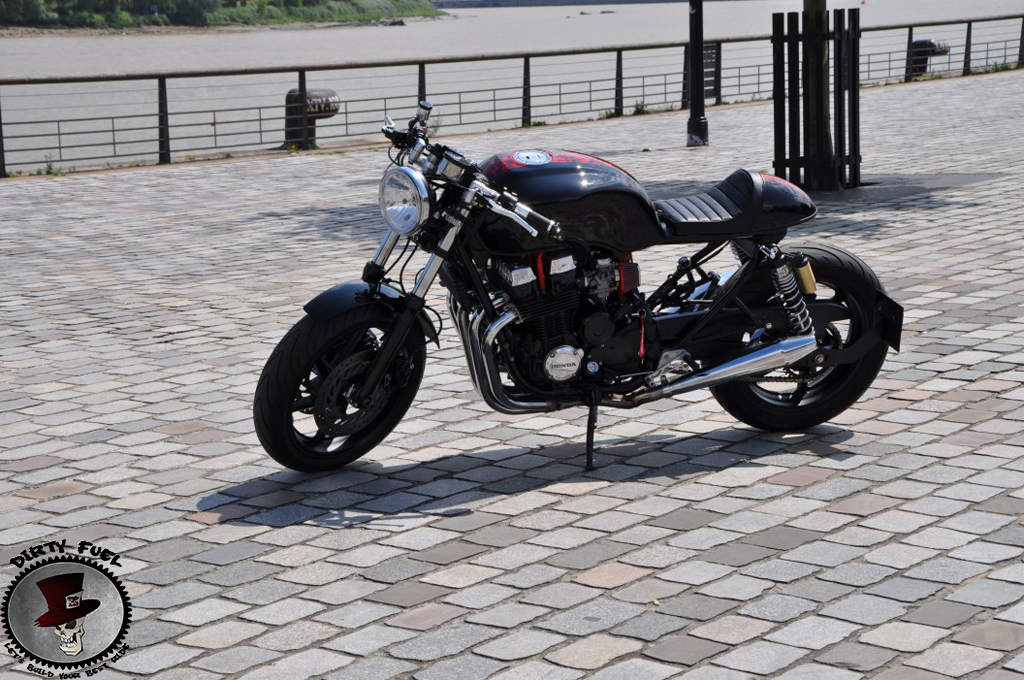 Cafe Racer Honda 750 Seven Fifty