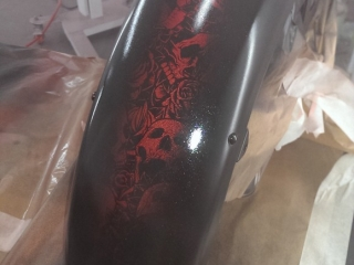 hydro dipping bordeaux